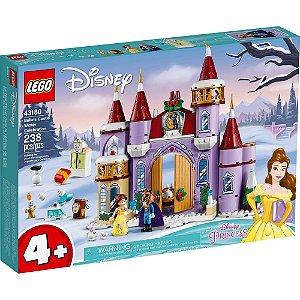Lego Disney Celebraçao de Inverno no Castelo da Bela 43180
