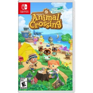 Jogo Midia Fisica Animal Crossing New Horizons para Switch
