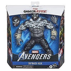 Figura Marvel Legends Series GamerVerse Unstable Hulk E8706