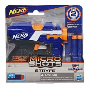 Nerf N-Strike Elite Micro Shots Lançador Stryfe Hasbro E0489