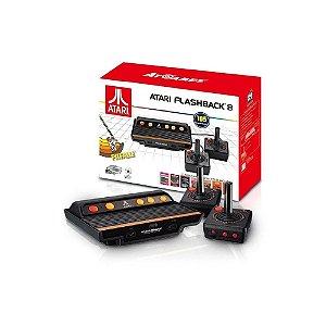 Atari - Atari Flashback 8 com mais de 105 jogos - AR3220
