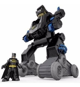 Brinqeuedo Imaginext Batman Batbot Fisher Price Dmt82