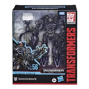 Transformers Studio Series Decepticon Shockwave Hasbro E0703