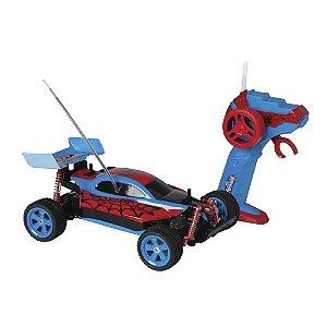 Carrinho Controle Remoto Candide Marvel Spider Speed - 5816