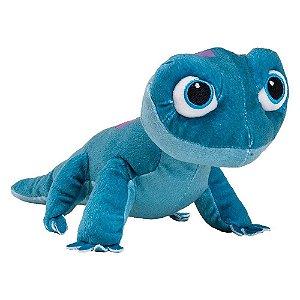 Brinquedo Pelucia Infantil Disney Salamandra da Fun F00233