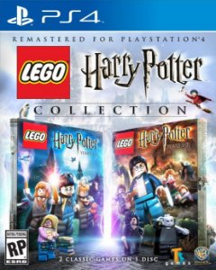 Jogo Mídia Física Lego Harry Potter Collection 2 Em 1 Ps4