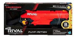 Lançador Nerf Rival Takedown Xx-800 Hasbro E8446