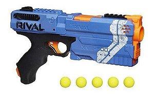 Lançador Nerf Rival Phantom Corps Kronos Xviii500 Azul E3109