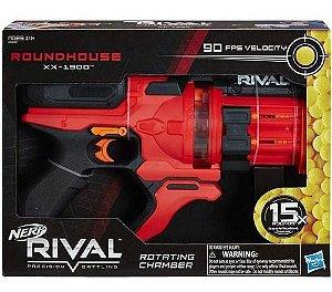 Lançador Nerf Rival Roundhouse Xx-1500 Hasbro E6638