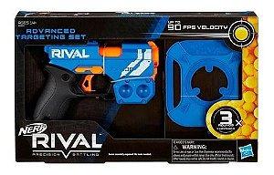 Lançador Nerf Rival Advanced Targeting Set Hasbro E6980