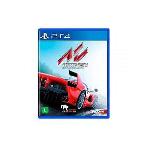 Jogo Mídia Física Assetto Corsa Original PlayStation 4 - PS4