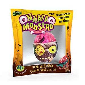 Brinquedo Nhaca Monstro Slime Horripilante Surpresa Dtc 5231