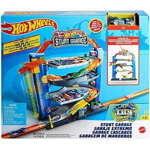 Hot Wheels City Pista Garagem de Manobras da Mattel Gnl70