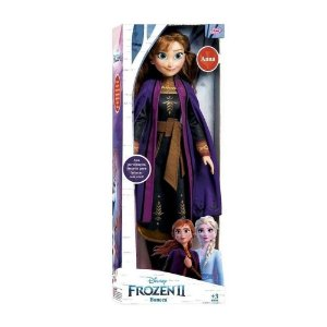 Baby Brink Disney Frozen 2 Boneca Personagem Anna - 2007