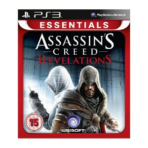 Jogo Mídia Física Essentials Assassins Creed Revelations PS3