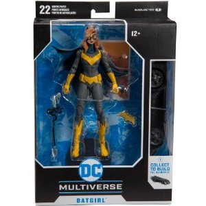 Figura Dc Multiverse Batgirl Modern Mcfarlene Toys F00141