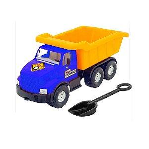 Tilin Brinquedos - Max Coleção Colosso - Max Caçambão - 0307