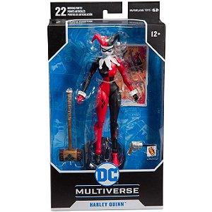 Figura DC Multiverse Harley Quinn McFarlene Toys Fun F00150