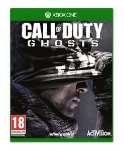Jogo Novo Lacrado Call Of Duty Ghosts Para Xbox One
