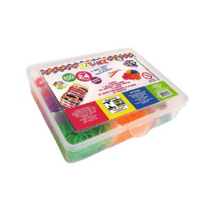 I9 Brinquedos - Euqfiz Ez Bandz - 600 Elásticos - bri0017