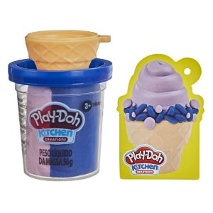 Massinha Play Doh Mini Creations Unitario e Surpresa E7474
