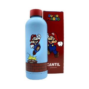 Zonacriativa Cantil Super Mario - Mario 550ml - 100233515