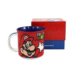 Zonacriativa Caneca Super Mario - Mario 350ml - 10022766