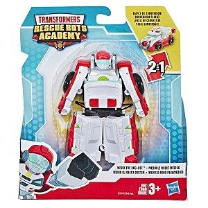 Transformers Rescue Bots Medix Robo Paramedico Hasbro E5366