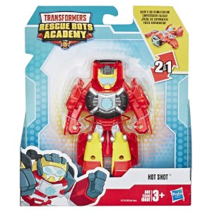 Transformers Rescue Bots Academy Hot Shot da Hasbro E5366