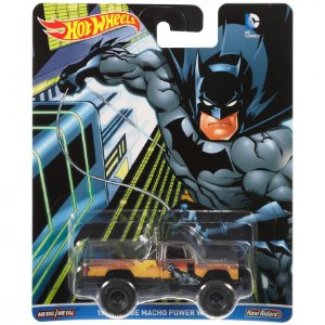 Hot Wheels DC Comics Batman Dodge Macho Power Wagon Dlb45