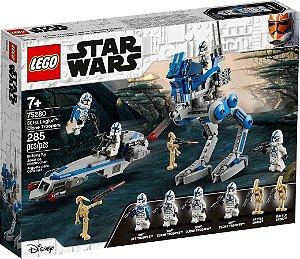 Brinquedo Lego Star Wars Soldados Clone Da 501ª Legião 75280