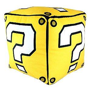 Zonacriativa Almofada Formato Cubo Super Mario - 10063800