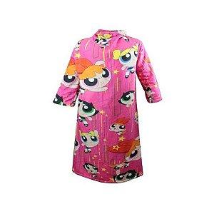 Cobertor com Mangas As Meninas super Poderosas - 10070580