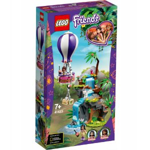 Lego Friends Kit Resgate do Tigre na Selva com Balao 41423