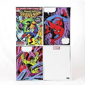 Zona Criativa - Imã de Geladeira PVC Spider-man - 10080495