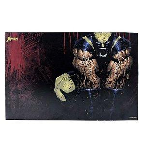 Zona Criativa - Quadro MDA 40x60 Wolverine Fera  - 10081461
