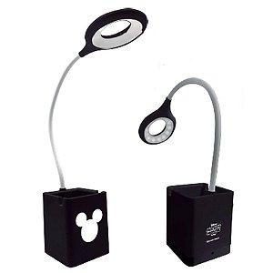 Zona Criativa Luminária Porta-treco Mickey Mouse - 10082379