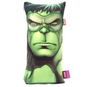 Zonacriativa Almofada Visco Hulk + Máscara Hulk - 10140012