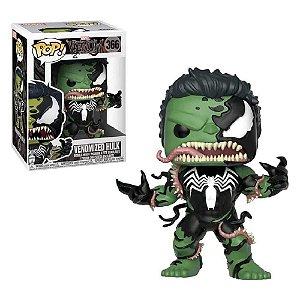 Funko Pop Marvel Venon Incrivel Hulk Venomizado - 10082068