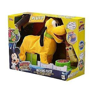 ImcToys Disney Pluto Passeios - Com Som e Movimento - BR230