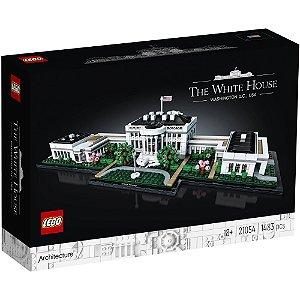 Lego Architecture Playset A Casa Branca com 1483 Peças 21054