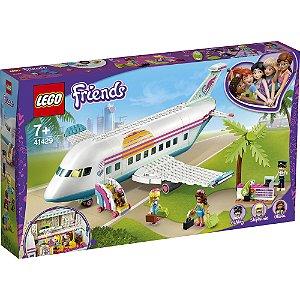 Lego Friends Veiculo Aviao de Heartlake City 574 Peças 41429