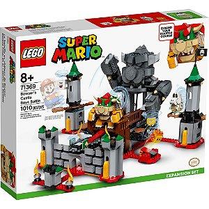 Lego Super Mario Expansao Batalha no Castelo do Bowser 71369