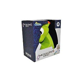 Dican Microscópio Dino Hora da Ciência Verde Com LED - 5027