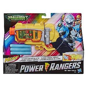 Lançador Nerf Power Rangers Morfador de Ataque Hasbro E5904