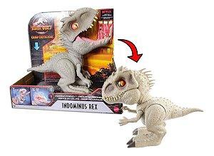 Jurassic World Dinossauro Bebê Indominus Rex  Mattel Gmt90