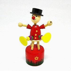 Bonecos Articulados Art Yara Bonecos de Madeira Sortidos