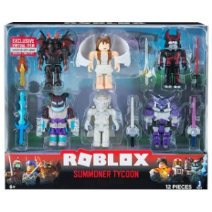 Figura Roblox Pack Summoner Tycoon com 6 Bonecos Sunny 2224