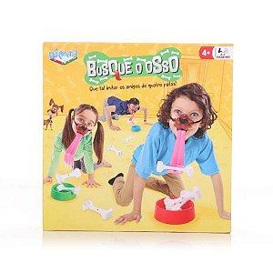 Brinquedo Dican Busque o Osso Imite Seu Cachorro Novo 5053