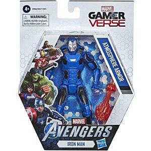 Figura Marvel Avengers GamerVerse Iron Man da Hasbro E9866